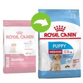 2 x 15 kg Royal Canin Medium Junior kutyatáp