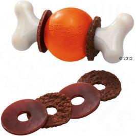 24db Aktive Bone Medium kutyasnack-karika - utántöltő csomag M mérethez