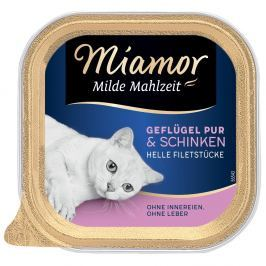 Miamor Mild Meal 6 x 100 g - Szárnyas pur & rizs