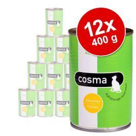 Cosma Original aszpikos gazdaságos csomag 12 x 400 g - Tonhal