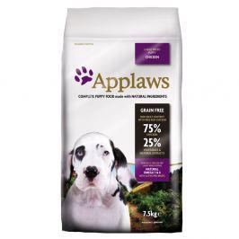 2x15kg Applaws Puppy Large Breed csirke száraz kutyatáp