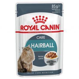 Royal Canin Hairball Care szószban - 12 x 85 g