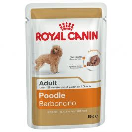 12x85g Royal Canin Breed Poodle nedves kutyatáp