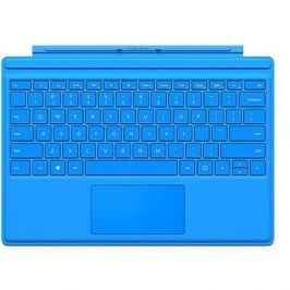 Surface Pro 4 Type Cover Bright Blue