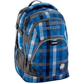 CoocaZoo CarryLarry2 Hip To Be Square Blue