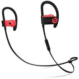 Beats PowerBeats3 Wireless - křiklavě červená