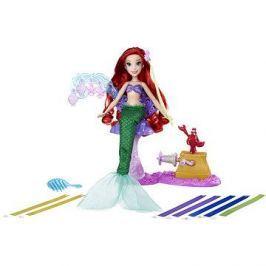 Disney Princess - Panenka Ariel s extra dlouhými vlasy