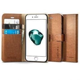Spigen Wallet S Brown iPhone 7 Plus /8 Plus