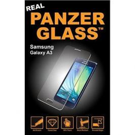 PanzerGlass Edge-to-Edge pro Samsung Galaxy A3 (2016) bílé Hangtechnika