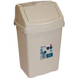 Wham Koš odpadkový 25l béžový 11935