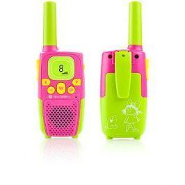 Gogen Maxi vysílačky P  růžovo-zelené