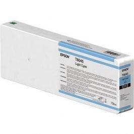 Epson T804500 světlá azurová
