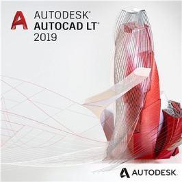 AutoCAD LT Commercial Renewal na 2 roky (elektronická licence)