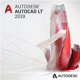 AutoCAD LT Commercial Maintenance Plan Renewal na 1 rok (elektronická licence)