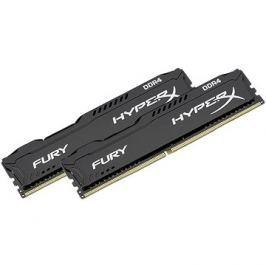 HyperX 16GB KIT DDR4 2666MHz CL16 Fury Black Series