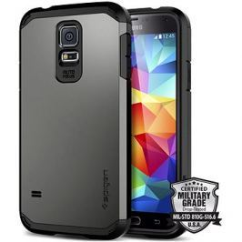 Spigen Tough Armor Gunmetal Samsung Galaxy S5