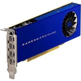 AMD Radeon Pro WX4100 Workstation Graphics