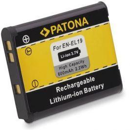 PATONA pro Nikon EN-EL19 600mAh Li-Ion