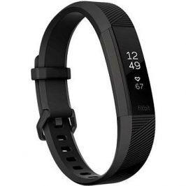 Fitbit Alta HR Black Gunmetal Small