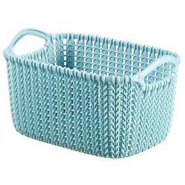 Curver Knit košík 3L modrý