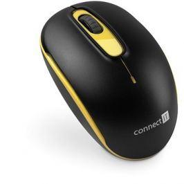 CONNECT IT CMO-1000-YL Žlutá