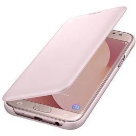Samsung Wallet Cover Galaxy J5 (2017) EF-WJ530C růžové
