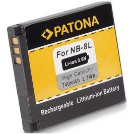 PATONA pro Canon NB-8L 740mAh Li-Ion