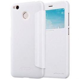 Nillkin Sparkle S-View White pro Xiaomi Redmi 4X