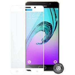 Screenshield SAMSUNG A510 Galaxy A5 (2016) WHITE metalic frame