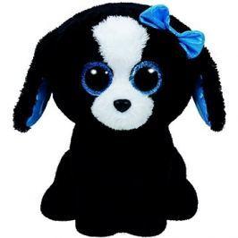 Beanie Boos Tracey - Black/White Dog