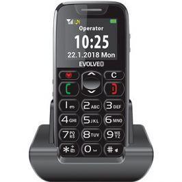 EVOLVEO EasyPhone černý
