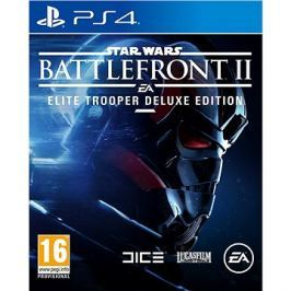 Star Wars Battlefront II: Elite Trooper Deluxe Edition - PS4
