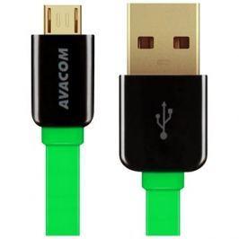 AVACOM MIC-40G microUSB 40cm zelená