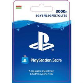 PlayStation Store - Kredit 3000Ft - PS4 HU Digital