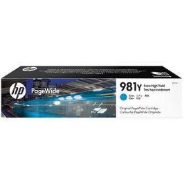 HP L0R13A č. 981Y azurová