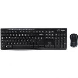 Logitech Wireless Desktop MK270 DE