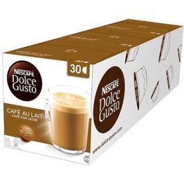 Nescafé Dolce Gusto Au Lait 30ks x 3