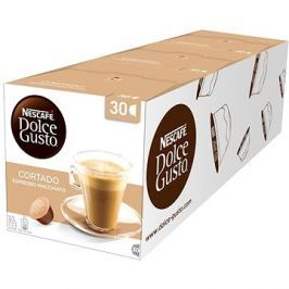 Nescafé Dolce Gusto Cortado Espresso Macchiato 30ks x 3