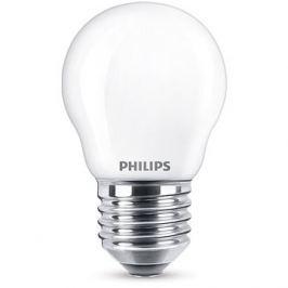 Philips LED Classic kapka 2.2-25W, E27, Matná, 2700K