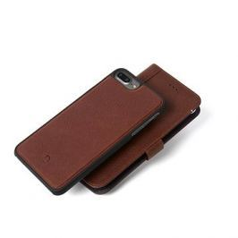 Decoded Leather 2in1 Wallet Case Brown iPhone 7 plus/8 plus
