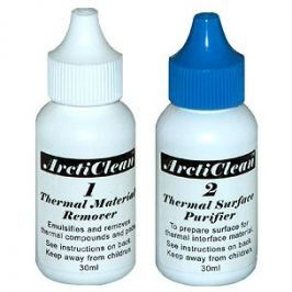 ARCTIC CLEAN - Cleaning kit 2x30ml