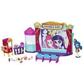 My Little Pony: Equestria Girls Tematický hrací set - kino