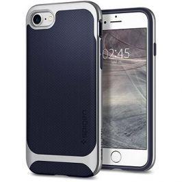 Spigen Neo Hybrid Herringbone Silver iPhone 8