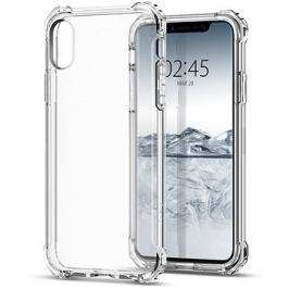 Spigen Rugged Crystal Clear iPhone X