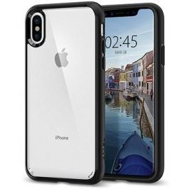 Spigen Ultra Hybrid Matte Black iPhone X