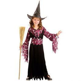 Šaty na karneval - Čarodějka vel. L