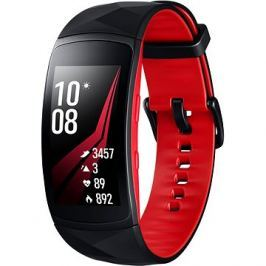 Samsung Gear Fit2 Pro Black Red