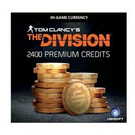 Tom Clancy's The Division – 2400 Premium Credits Pack - PS4 HU Digital