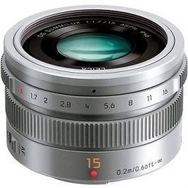 Panasonic Leica DG Summilux 15mm f/1.7 ASPH stříbrný