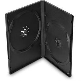 Cover IT Krabička na 2ks, černá, 14mm,10ks/bal